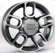 Fiat 500 W156 Antracite Pol