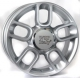 Fiat 500 W156 Silver