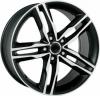 Audi 555 S5 Preto/Polido