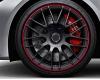 Mercedes 842 C 63 AMG 2015 Black/Lip Red