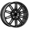 Porsche 862 Macan Black/Lip polish